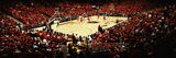 University of Arizona - McKale Center Red Out Panorama Fotografisk tryk