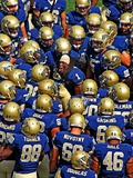 University of Pittsburgh - Panthers Ready to Play Photographic Print by Will Babin