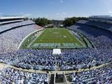 University of North Carolina - UNC's Kenan Stadium Foto