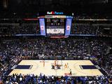 University of Memphis - Men's Basketball Fotografisk tryk af Joe Murphy