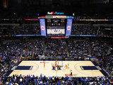 University of Memphis - Men's Basketball Photographic Print by Joe Murphy