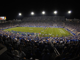 University of Kentucky - Game Night at Commonwealth Stadium Lámina fotográfica