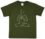 Youth: Yoga Poses Shirts