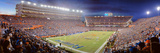 University of Florida - Ben Hill Griffin Stadium Panorama Photographic Print by Russell Grace