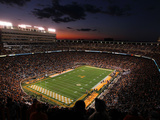 University of Tennessee - Neyland Stadium Fotografisk tryk