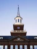 University of Cincinnati - McMicken Tower Photographic Print