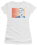 Juniors: Barack Obama - Forward T-shirts