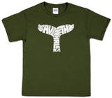Youth: Save The Whales T-shirty