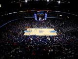 University of Memphis - Memphis Fans Pack Out FedExforum Photographic Print by Joe Murphy