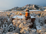 University of Colorado - Old Main Photographic Print