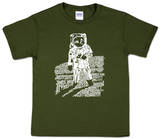 Youth: Astronaut T-shirts