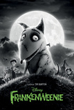 Frankenweenie, de Tim Burton, 2012 : pr&#233;affiche du film Photographie