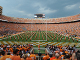 University of Tennessee - Pride of the Southland Band Print
