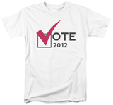 Vote 2012 T-Shirt