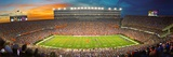 University of Florida - Ben Hill Griffin Stadium Panorama Posters af Russell Grace