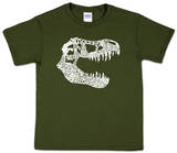 Youth: T REX Dinosaur Shirt