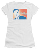 Juniors: Mitt Romney - Believe in America T-Shirt