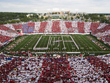 University of Arkansas - War Memorial Stadium Photographic Print