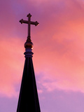 Villanova University - St. Thomas Steeple Photo