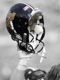 University of Missouri - Missouri Football Helmet Foto von Steve Malinowski