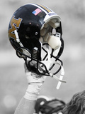 University of Missouri - Missouri Football Helmet Photographic Print by Steve Malinowski