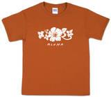 Youth: Aloha Word Art T-shirty