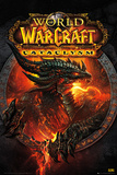 World of Warcraft-Cataclysm Affiches