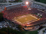 University of Missouri - Memorial Stadium Photographic Print by Sarah Becking