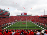 University of Nebraska - Memorial Stadium Photographic Print