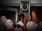 University of Nebraska - Lucky Horse Shoe Foto