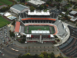 Oregon State University - Oregon State's Reser Stadium Aerial Photographic Print