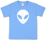 Youth: Alien 'I Come In Peace' Word Art T-Shirt