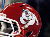 California State University, Fresno - Fresno State Helmet Photo