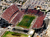University of Arizona - Arizona Stadium Aerial Photographic Print
