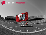 University of Wisconsin - U-Rah Rah Wisconsin! Photographic Print by  Madison / University Communications