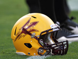 Arizona State University - Arizona State Helmet Photographic Print