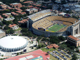 Louisiana State University - Tiger Stadium Print