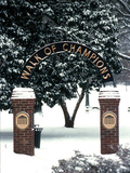 University of Mississippi (Ole Miss) - Walk of Champions Photographic Print