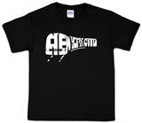 Youth: New York City Subway Word art T-shirt