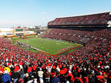 University of Louisville - Papa John's Cardinal Stadium Photographic Print