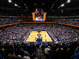University of Memphis - FedExforum Photographic Print by Joe Murphy