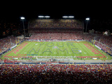 University of Arizona - Your Name on the Field at Arizona Stadium Photographic Print
