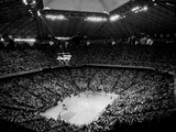 University of North Carolina - Inaugural Game at UNC's Dean Smith Center Photographic Print by Rob Goldberg