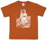 Youth: Astronaut Word Art Camiseta