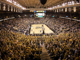 Wake Forest University - Lawrence Joel Coliseum Fotografisk tryk