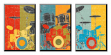 Herzklopfen Kunstdrucke von Mj Lew
