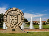 Texas Tech University - Texas Tech University Seal Fotografisk tryk