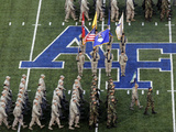 Air Force Academy - Marching on the Field Photo