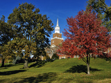 University of Cincinnati - McMicken Hall Photographic Print