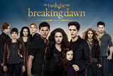 Twilight-Breaking Dawn-Cast Julisteet